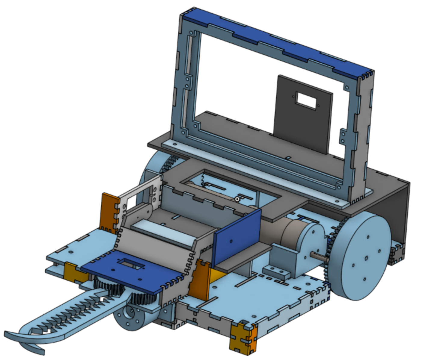 Final Chassis Design